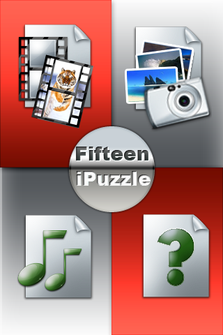 Screenshot Fifteen iPuzzle