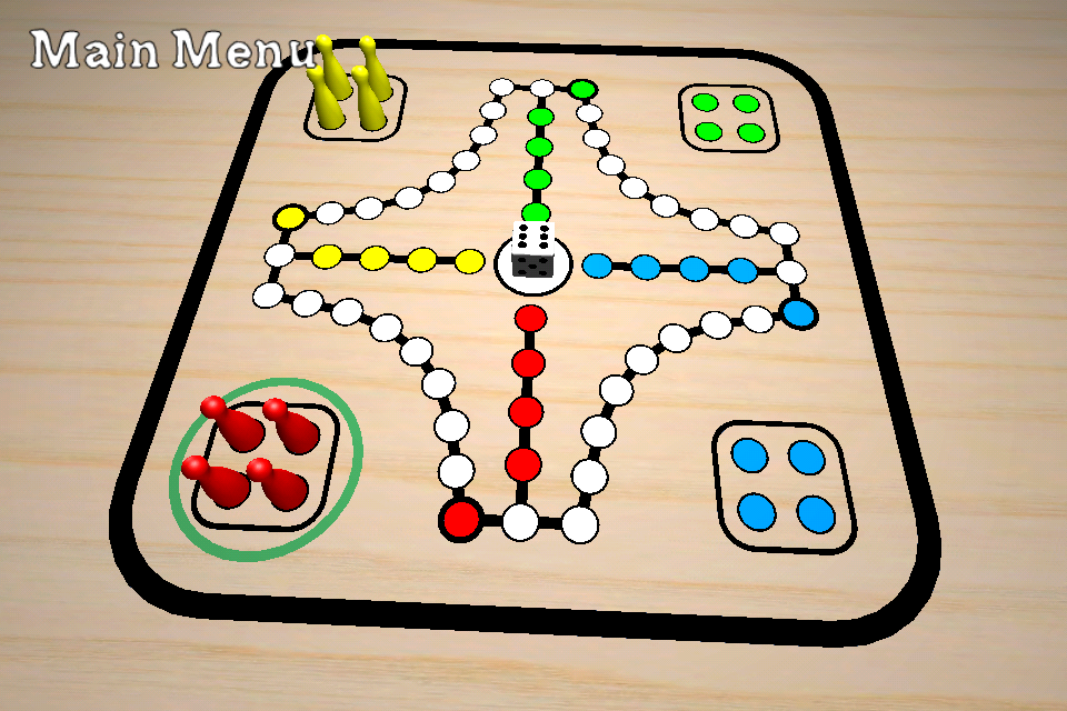 Screenshot Ludo 3D Extreme