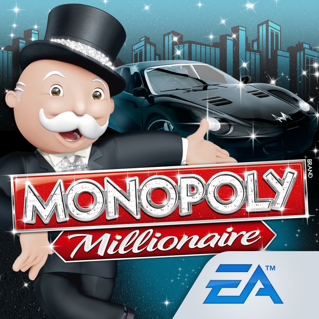 mzl.mcofkibd [iPad] MONOPOLY Millionaire for iPad   Video Recensione Gameplay